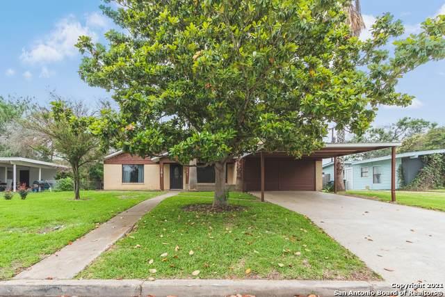 181 National Blvd, Universal City, TX 78148 (MLS #1535340) :: Carter Fine Homes - Keller Williams Heritage