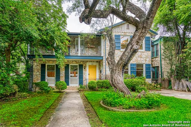 307 E Lullwood Ave, San Antonio, TX 78212 (MLS #1535378) :: The Glover Homes & Land Group