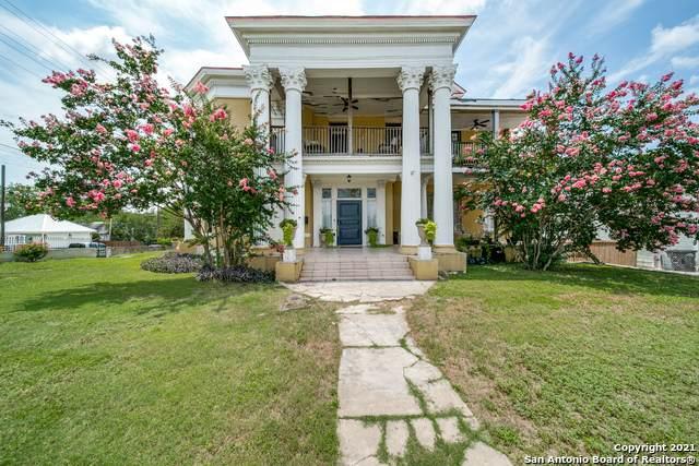 724 Nolan St, San Antonio, TX 78202 (MLS #1535383) :: The Gradiz Group