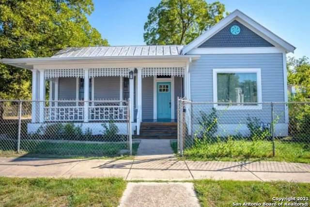 816 Wyoming St, San Antonio, TX 78203 (MLS #1535391) :: The Rise Property Group