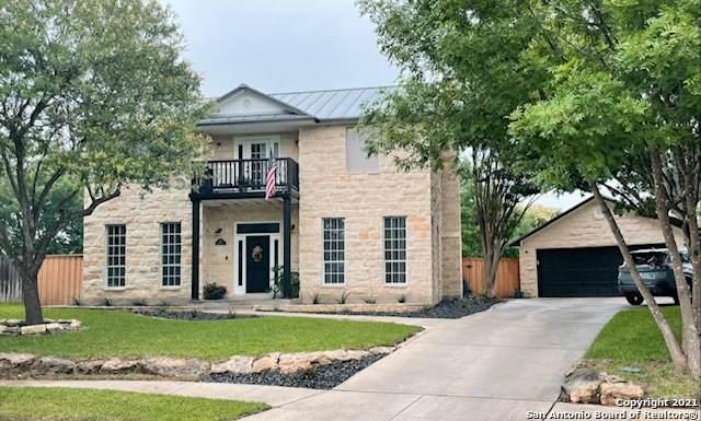 313 Oak Knoll Circle, Boerne, TX 78006 (MLS #1535425) :: The Real Estate Jesus Team