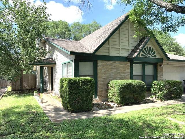 6851 Country Lawn, San Antonio, TX 78240 (MLS #1535463) :: 2Halls Property Team | Berkshire Hathaway HomeServices PenFed Realty