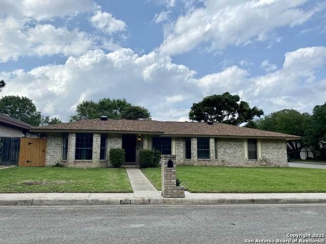 2519 Cedar Falls St, San Antonio, TX 78232 (MLS #1535464) :: Bexar Team