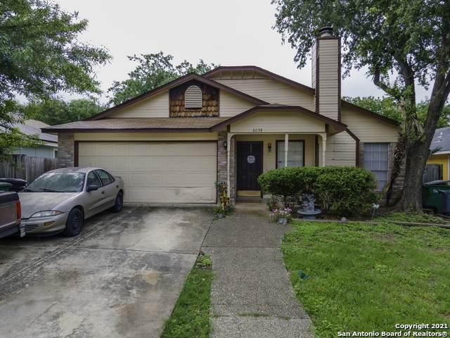 6038 Ridge Field St, San Antonio, TX 78250 (MLS #1535486) :: Exquisite Properties, LLC