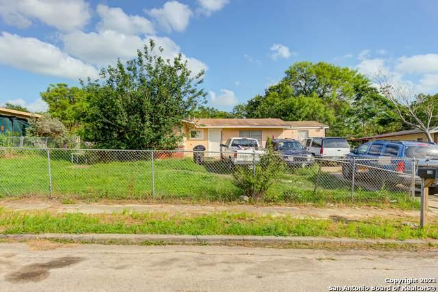 Address Not Published, San Antonio, TX 78227 (MLS #1535496) :: Bexar Team