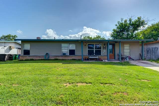 Address Not Published, San Antonio, TX 78227 (MLS #1535497) :: Bexar Team