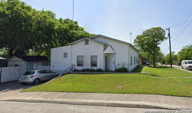 322 Andrews, San Antonio, TX 78209 (MLS #1535501) :: The Mullen Group | RE/MAX Access