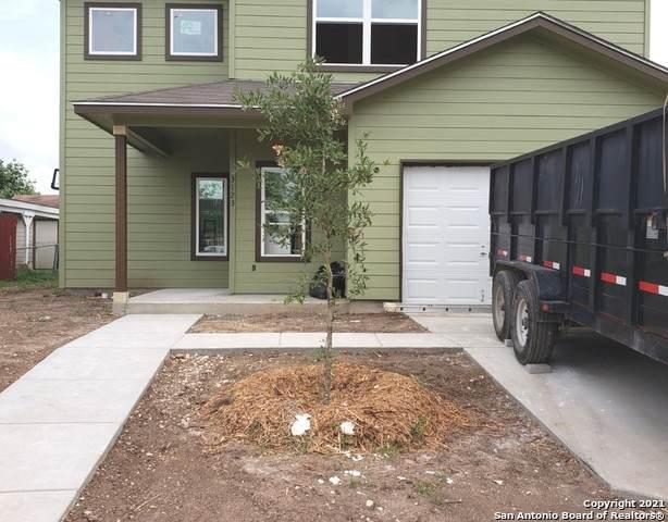 3123 Winsome Ln, San Antonio, TX 78224 (MLS #1535504) :: 2Halls Property Team | Berkshire Hathaway HomeServices PenFed Realty