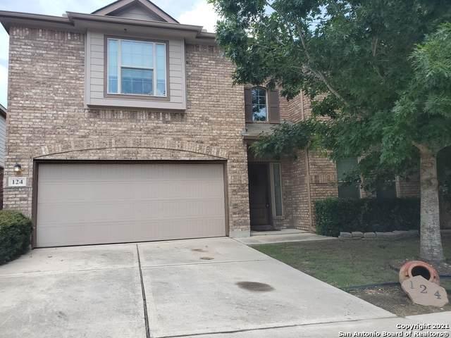 124 Rawhide Way, Cibolo, TX 78108 (MLS #1535532) :: Bexar Team