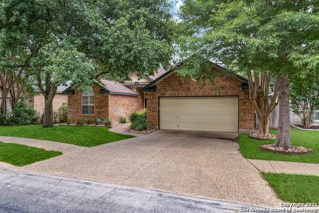 2035 Thicket Trail Dr, San Antonio, TX 78248 (MLS #1535561) :: The Real Estate Jesus Team