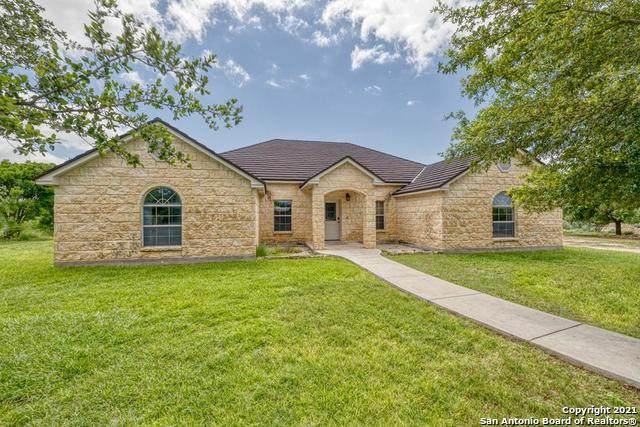 538 Bp Lane Cr 400, Uvalde, TX 78801 (MLS #1535596) :: Real Estate by Design