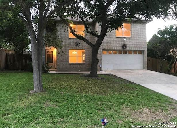 9423 Silver Elm Pl, San Antonio, TX 78254 (MLS #1535612) :: Beth Ann Falcon Real Estate