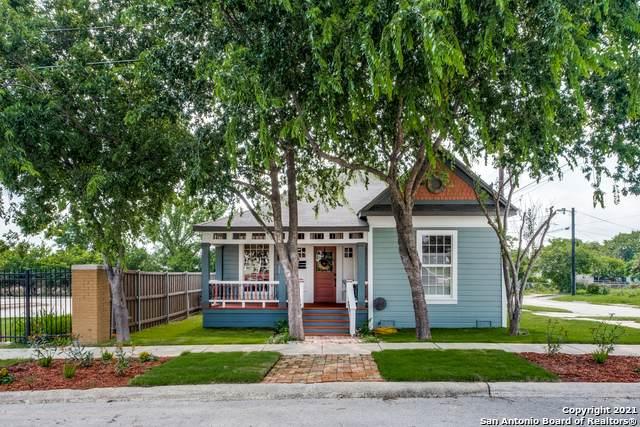 331 N Olive St, San Antonio, TX 78202 (MLS #1535617) :: Neal & Neal Team