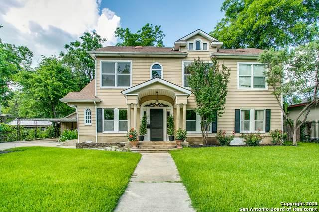 147 Magnolia Dr, San Antonio, TX 78212 (MLS #1535626) :: The Real Estate Jesus Team