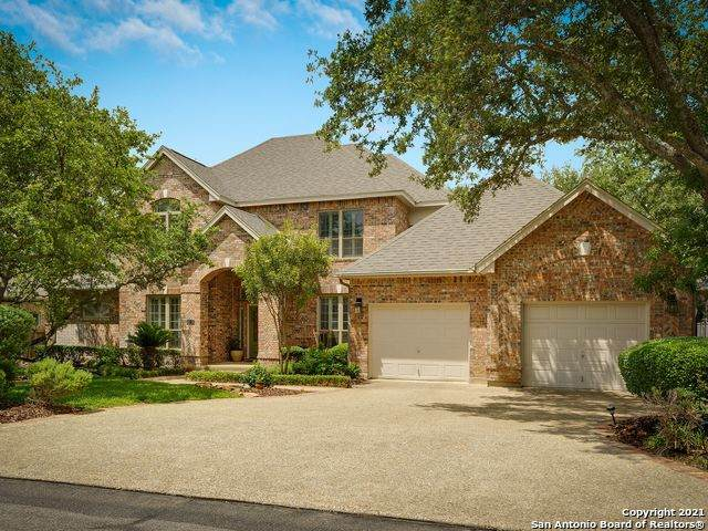 5 Inwood Fork, San Antonio, TX 78248 (MLS #1535661) :: Concierge Realty of SA