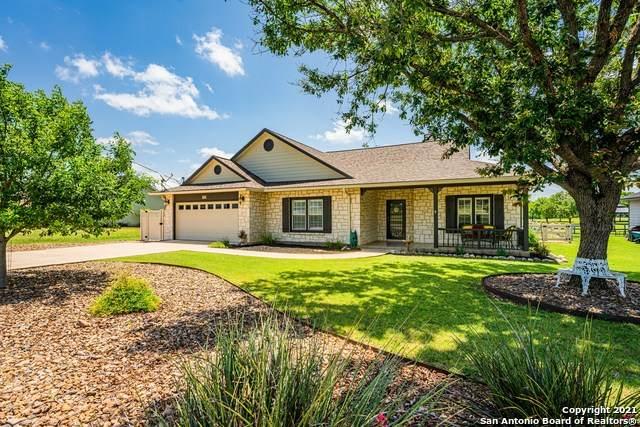 144 Spring Creek Cir, Bandera, TX 78003 (MLS #1535847) :: Neal & Neal Team