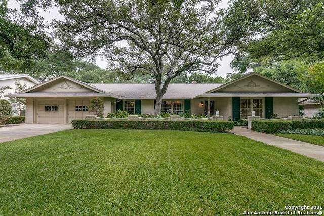 235 Hillview Dr, San Antonio, TX 78209 (MLS #1535874) :: ForSaleSanAntonioHomes.com