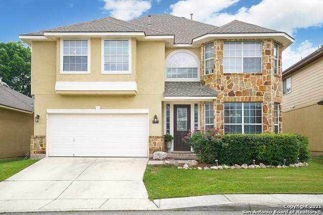 10511 Avalon Ridge, San Antonio, TX 78240 (MLS #1535886) :: Beth Ann Falcon Real Estate
