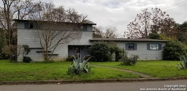 110 Suffolk Pl, San Antonio, TX 78201 (MLS #1535900) :: BHGRE HomeCity San Antonio