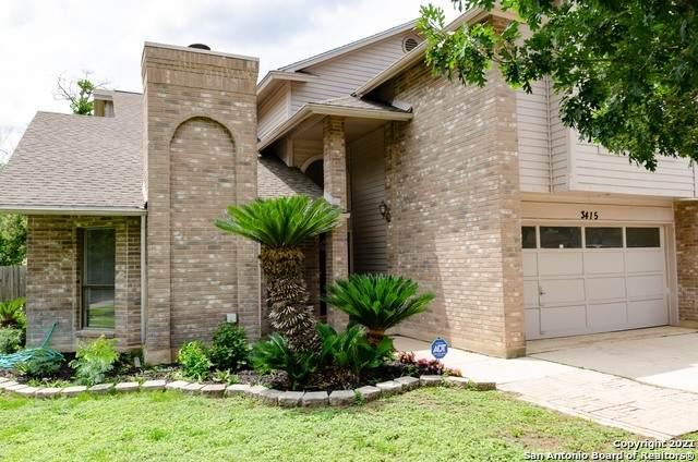 3415 Green Spg, San Antonio, TX 78247 (MLS #1535942) :: The Glover Homes & Land Group
