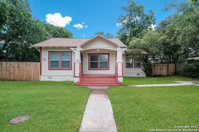 1406 Piedmont Ave, San Antonio, TX 78210 (MLS #1535989) :: BHGRE HomeCity San Antonio