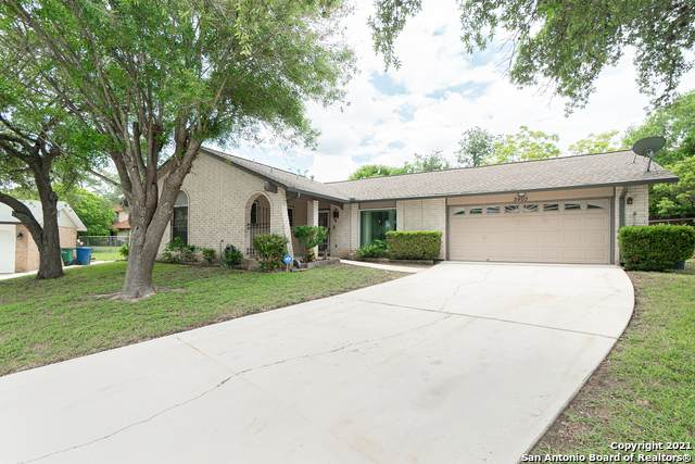 2403 Town Crest St, San Antonio, TX 78238 (MLS #1536050) :: Beth Ann Falcon Real Estate