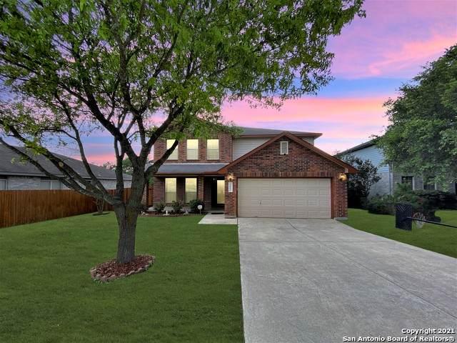 1607 Creek Knoll, San Antonio, TX 78253 (MLS #1536063) :: Concierge Realty of SA