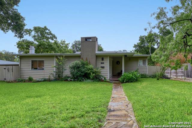 228 Wyanoke Dr, San Antonio, TX 78209 (MLS #1536095) :: Beth Ann Falcon Real Estate