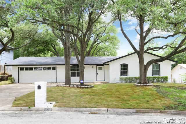 5731 Ben Casey Dr, San Antonio, TX 78240 (MLS #1536136) :: Concierge Realty of SA