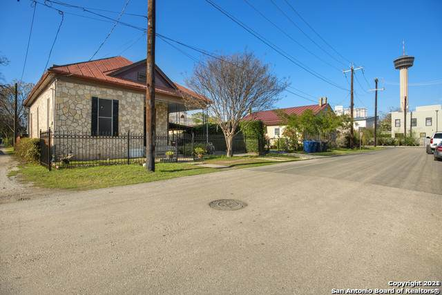 109 Canal St, San Antonio, TX 78210 (MLS #1536140) :: Keller Williams Heritage