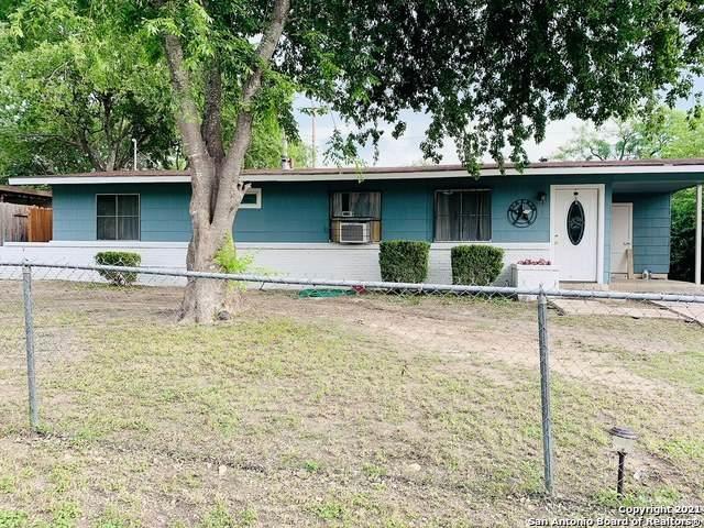 150 Reefridge Pl, San Antonio, TX 78242 (MLS #1536175) :: Beth Ann Falcon Real Estate