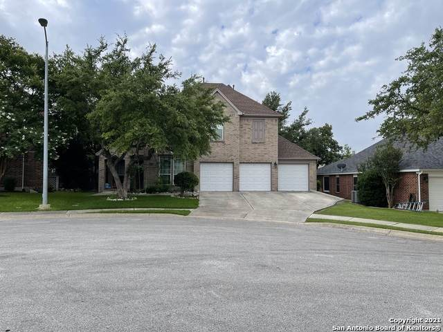 510 Windbreak Ct, San Antonio, TX 78258 (MLS #1536191) :: Beth Ann Falcon Real Estate