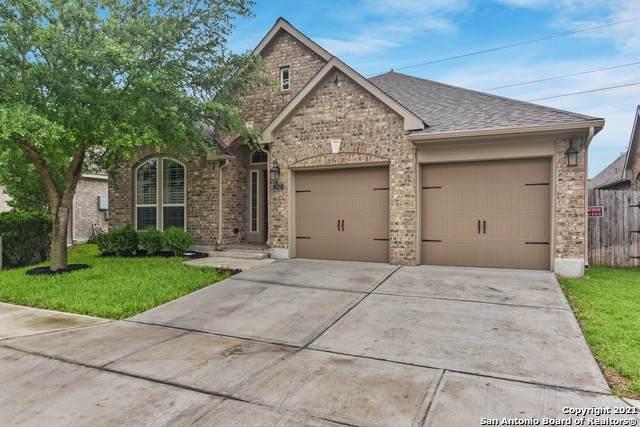 2145 Range Rd, Seguin, TX 78155 (MLS #1536201) :: Beth Ann Falcon Real Estate