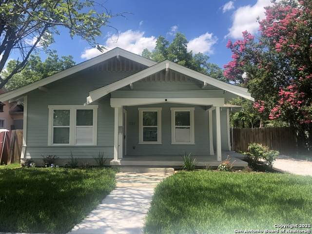 Address Not Published, San Antonio, TX 78201 (MLS #1536213) :: Bexar Team