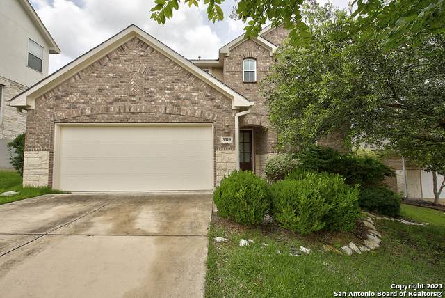 3319 Brook Tree Ct, San Antonio, TX 78261 (MLS #1536225) :: Beth Ann Falcon Real Estate