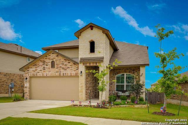 5803 Calaveras Way, San Antonio, TX 78253 (MLS #1536240) :: Bexar Team