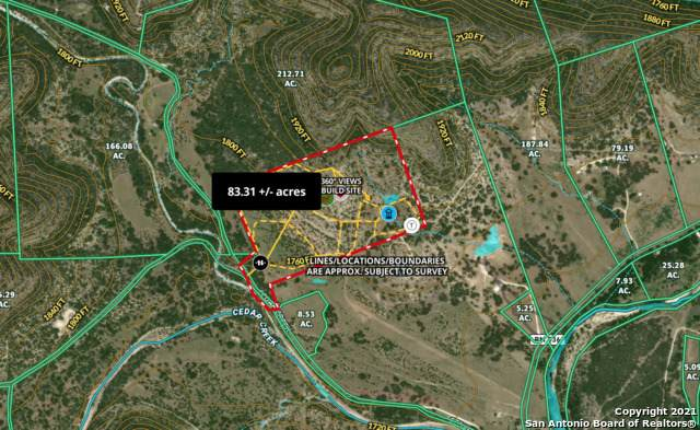 83 Cedar Creek Rd, Leakey, TX 78873 (MLS #1536323) :: JP & Associates Realtors