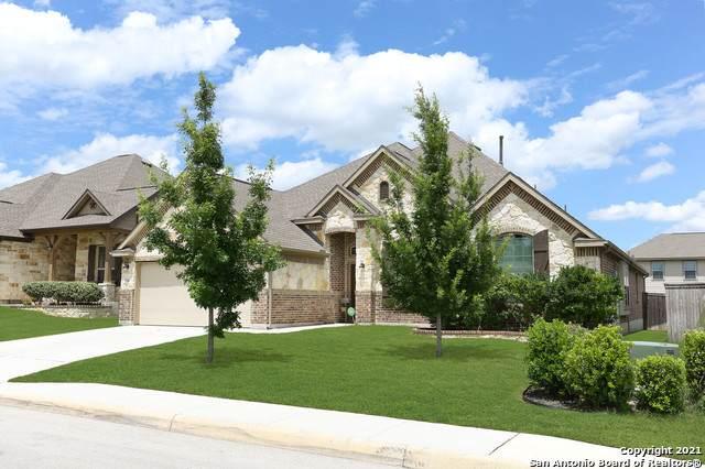 726 Hard Tack Trail, San Antonio, TX 78245 (MLS #1536327) :: Beth Ann Falcon Real Estate