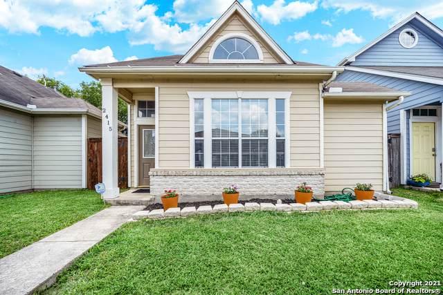 2415 Crown Hollow, San Antonio, TX 78251 (MLS #1536381) :: Beth Ann Falcon Real Estate