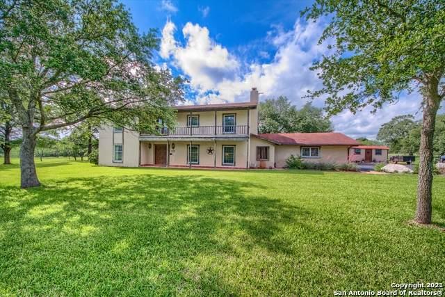 123 Lange Rd, Seguin, TX 78155 (MLS #1536382) :: Beth Ann Falcon Real Estate