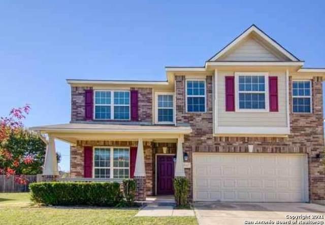 8107 Silver Hampton, San Antonio, TX 78254 (#1536383) :: The Perry Henderson Group at Berkshire Hathaway Texas Realty