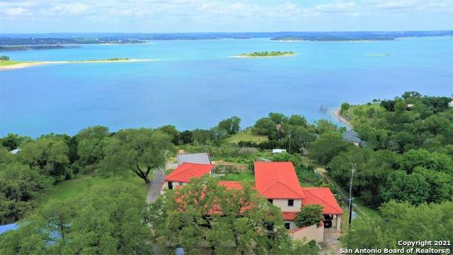 1515 Blue Water Dr, Canyon Lake, TX 78133 (MLS #1536397) :: The Rise Property Group