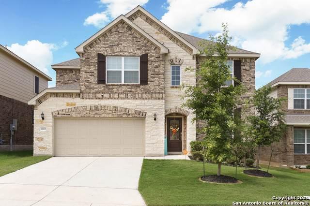 13915 Thera Isle, San Antonio, TX 78245 (MLS #1536401) :: Carter Fine Homes - Keller Williams Heritage