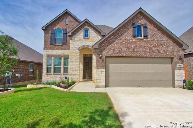 1524 Anhalt Ranch, New Braunfels, TX 78132 (MLS #1536403) :: Keller Williams Heritage
