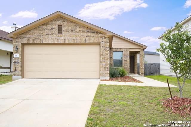 4414 Olympus Bay, San Antonio, TX 78245 (MLS #1536414) :: Beth Ann Falcon Real Estate