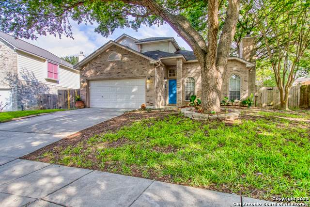 5915 Spring Bow, San Antonio, TX 78247 (MLS #1536457) :: Beth Ann Falcon Real Estate