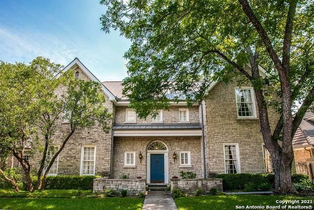 14 Glendalough Court, San Antonio, TX 78209 (MLS #1536478) :: Williams Realty & Ranches, LLC