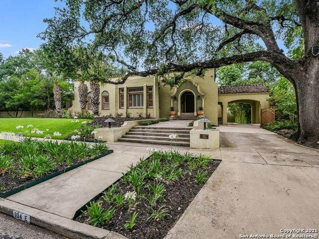 104 E Elsmere Pl, San Antonio, TX 78212 (MLS #1536487) :: The Glover Homes & Land Group