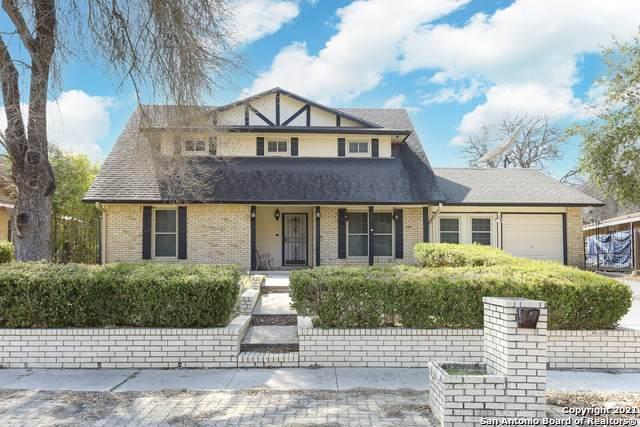 12611 La Bahia, San Antonio, TX 78233 (MLS #1536488) :: Beth Ann Falcon Real Estate