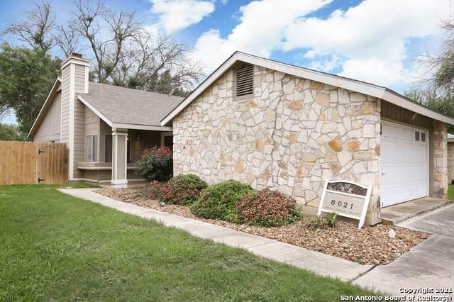 8021 Laurel Bend, San Antonio, TX 78250 (MLS #1536528) :: The Glover Homes & Land Group